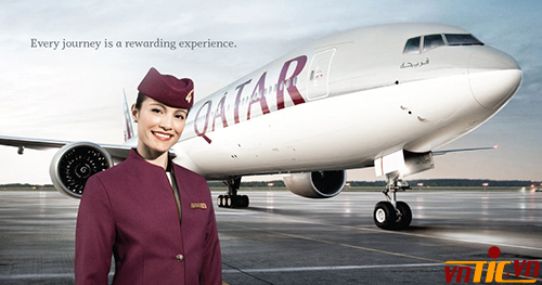 ve may bay qatar airways khuyen mai